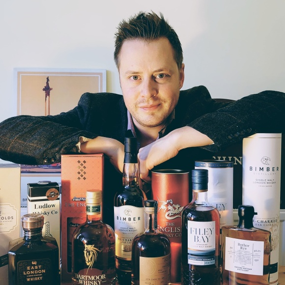 English Whisky Ambassador Richard Chambers